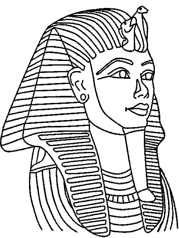 egypt 999 coloring pages - Ancient Egypt Mummy Coloring Pages