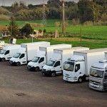 Noleggio furgoni su Roma
