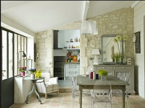 French Home Décor Appears In Softer Style And Richer Colors