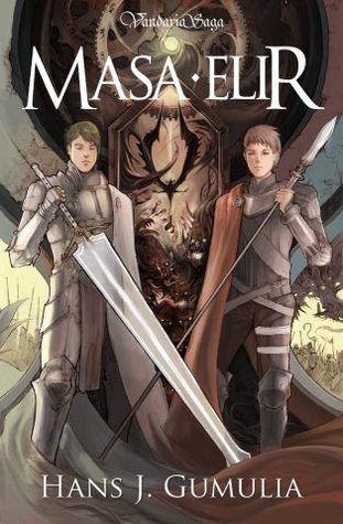 a fantasy novel Vandaria Saga: Masa Elir  (Trilogi Elir, #2) Hans J. Gumulia Gramedia Pustaka Utama, November 2012 www.vandaria.com