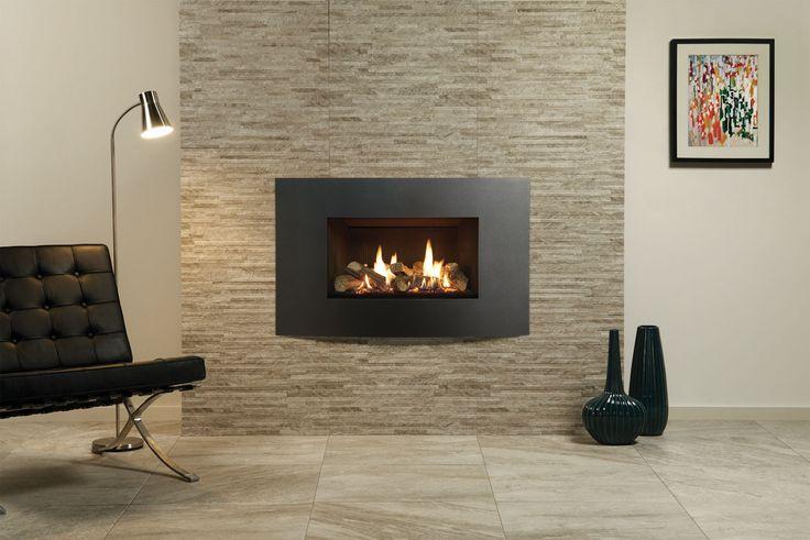 Stovax Slate Di Savoia Mosaic - Gazco, Stovax Fireplace Tile Surrounds