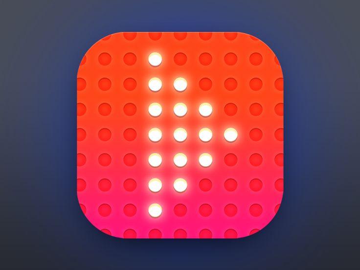Playpoint App Icon DesignGoogle+ | Dribbble | Behance | Twitter | http://ramotion.com