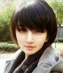 Model Gaya Rambut Wanita, Gaya Rambut, Gaya Rambut Korea, Rambut Pendek