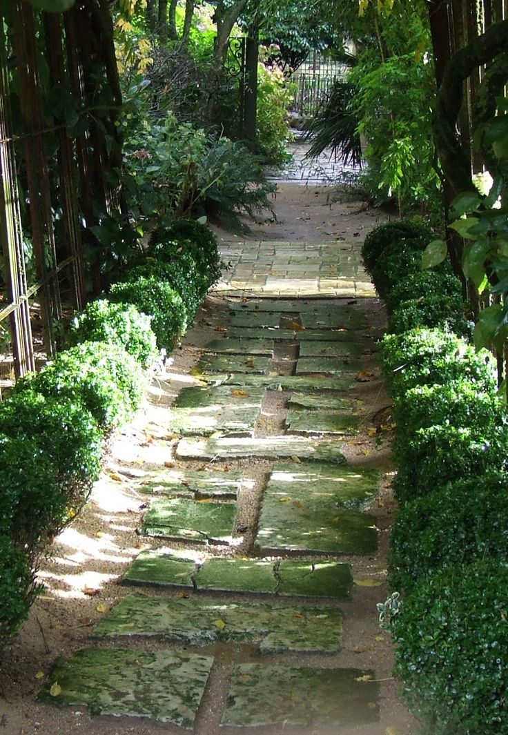 435 best images about garden paths on pinterest for French country courtyard