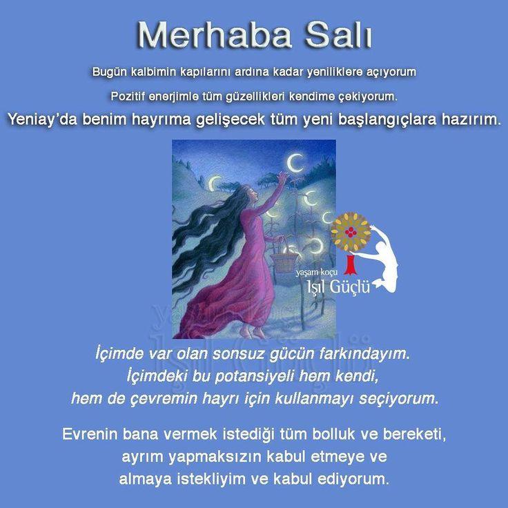 """184 Beğenme, 6 Yorum - Instagram'da Işıl Güçlü Toloğlu (@yasamkocuisilguclu): """"#merhaba #salı #yeniay #yeni #başlangıç"""""""
