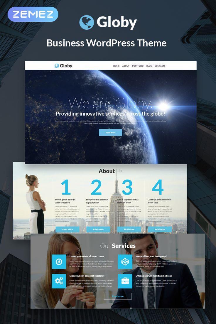 Your Business WordPress Theme | Graphic Template Designs | Wordpress