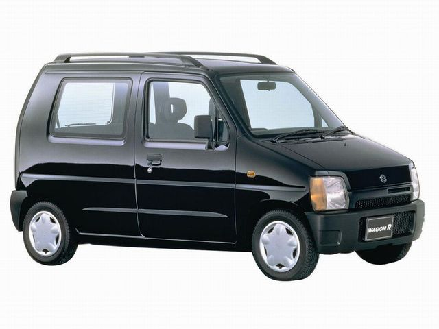 Suzuki Wagon R 3-door '1993–98