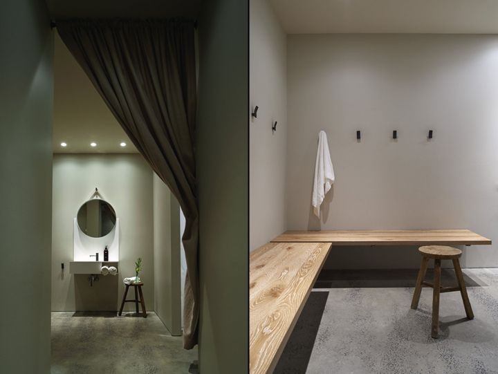 One Hot Yoga studio by Rob Mills, Melbourne