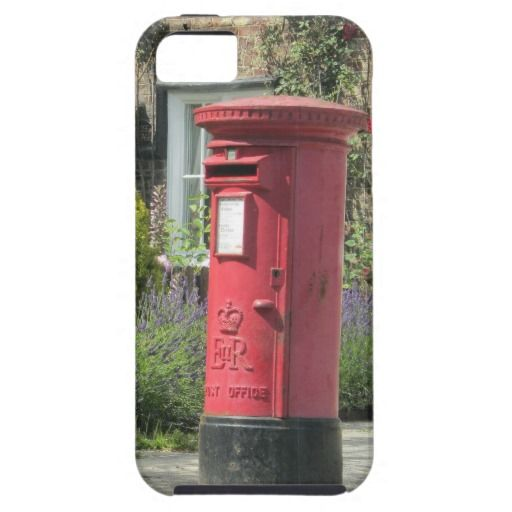 red english post box bishopthorpe york uk iphone se 5 5s case anglais bo tes et york. Black Bedroom Furniture Sets. Home Design Ideas