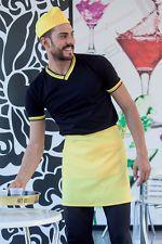 PAGAMENTO ANCHE ALLA CONSEGNA Grembiule Camice lavoro Corto Sommelier bar cameriere cuoco Abbigliamento Abiti