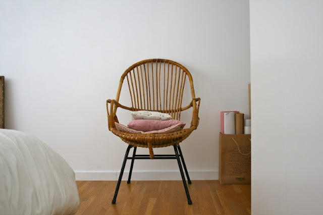 1000 idee n over chaise en osier op pinterest fauteuil for Chaise osier tresse