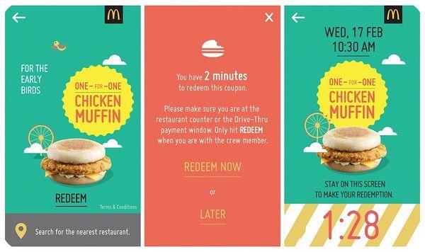 McDonald's Surprise Alarm -  Reward Redemption By DDB Group Singapore