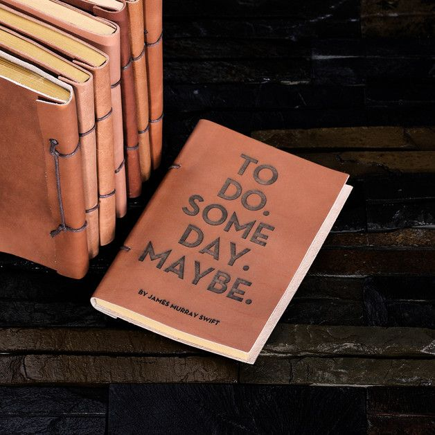 <b>Personalised Antiqued Leather Journal</b>  <br>Get scribbling away your inspirations and thoughts in this lovely antiqued leather journal. The cowhide leather has been specially treated to...