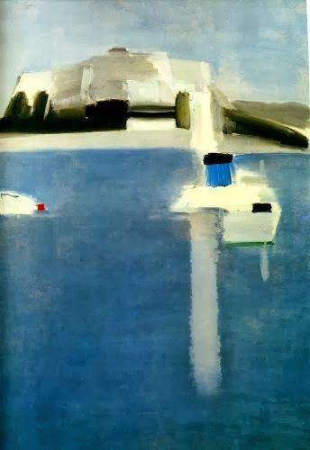 nicholas de stael (1914- 1955, russisch- baltisch, abstrakt- gegenständlich), The Style Skinny