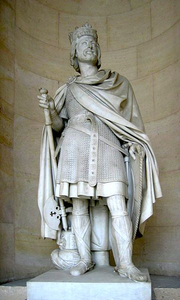 Charles Martel | Description Charles Martel 01.jpg 686 - 741 39th GGF