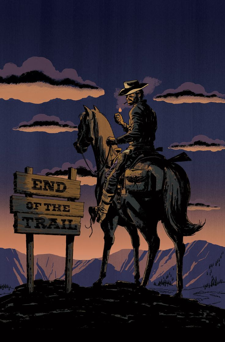 All-Star Western 34 - Art and cover by Darwyn Cooke