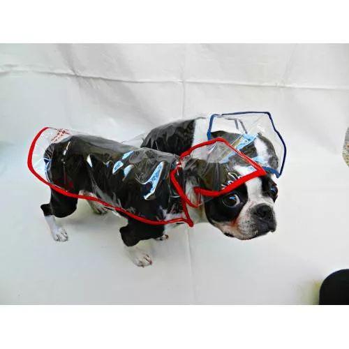 Capa De Lluvia Para Perros. Piloto Para Perros. - $ 90,00