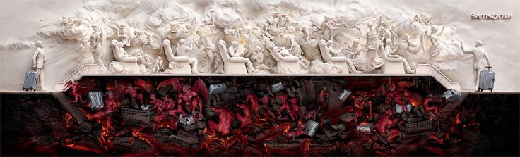 Samsonite: Heaven and Hell Jwt, China