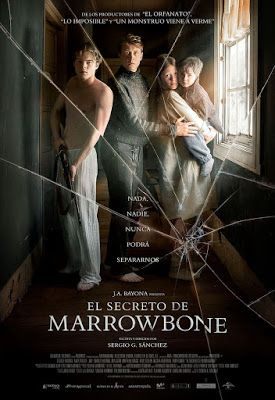 Το Marrowbone είναι ένα ψυχολογικό θρίλερ, που διηγείται την ιστορία τεσσάρων αδελφών που προσπαθούν να επιβιώσουν στην έπαυλη που ζούσ...