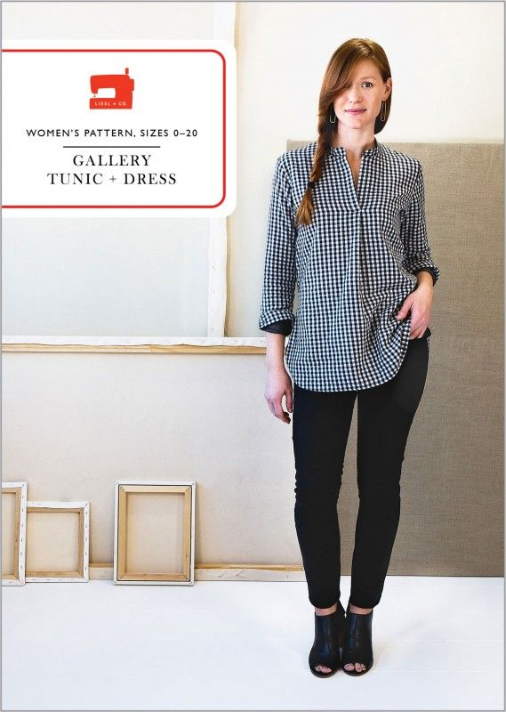 Gallery Tunic + Dress