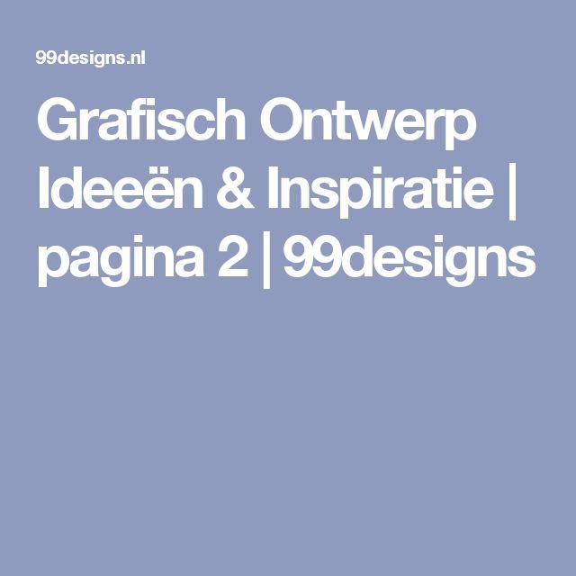 Grafisch Ontwerp Ideeën & Inspiratie | pagina 2 | 99designs