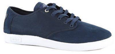 HUF- Skateboard Schuhe- Hufnagel Pro- Navy/White - http://on-line-kaufen.de/huf/huf-skateboard-schuhe-hufnagel-pro-navy-white