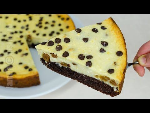 Pasca cu ciocolata si branza - reteta video - JamilaCuisine