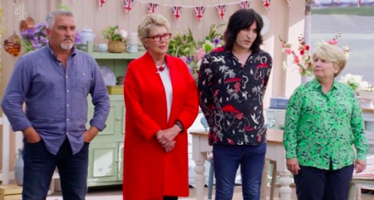 Paul Hollywood ignores judging rules in sending contestant home and Bake Off-fans are outraged