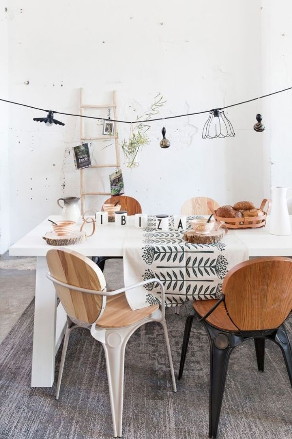Lovely blog post on decoration ideas featuring the Skinny laMinx Tall Protea Table Runner. Read more at : http://www.lookslikewhite.com/blog/2014/11/19/black-white-and-toffee.html