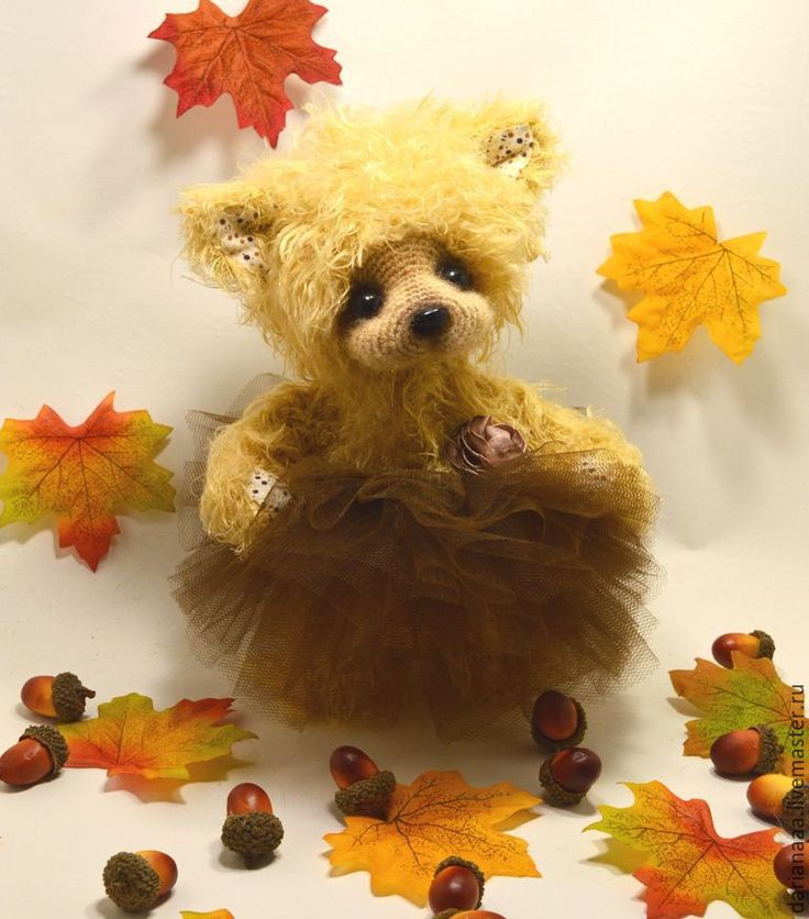 Купить Кошечка - бежевый, вязанная игрушка, кошка, сувениры и подарки, подарок девушке, мохер
