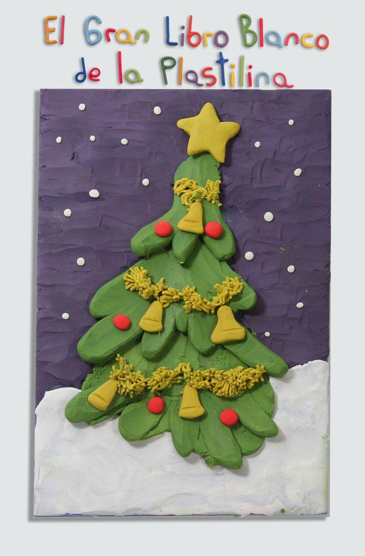 Mira éste sencillo tutorial donde podrás crear un árbol de Navidad igual a éste.  #Christmastree #Chistmass #navidad #árboldeNavidad