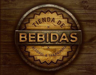 """Check out new work on my @Behance portfolio: """"Tienda de bebidas"""" http://be.net/gallery/57818523/Tienda-de-bebidas"""