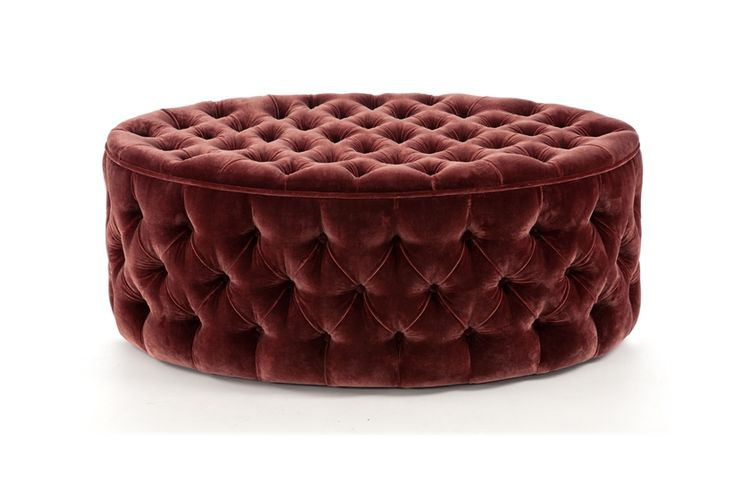Lavish deep buttoning and a striking oval shape are the hallmarks of the stunning Gabrielli, a popular choice with many of our interior designers. Produced by our master craftsman, this indulgent ottoman has been designed with both quality and luxury in mind. Available in various sizes with cubes to match.