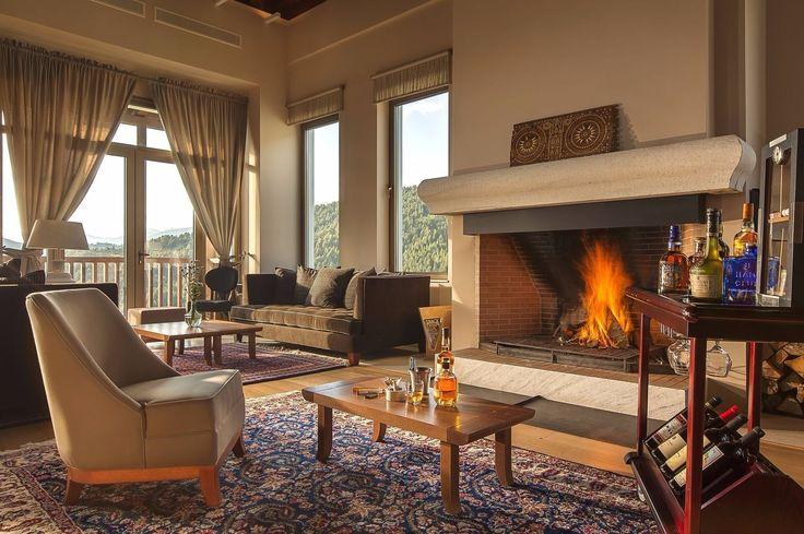 Το απόλυτο ξενοδοχείο για να νοιώσεις την ομορφιά του ελληνικού βουνού - http://parallaximag.gr/taxidi/diamoni/grandforest/