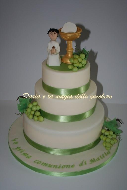 Bien connu De 29 bästa Torte prima comunione e cresima/ First communion and  RZ85