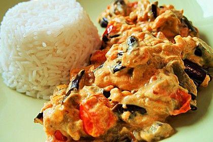 Auberginen-Curry mit Joghurtsauce, ein leckeres Rezept aus der Kategorie Vegetarisch. Bewertungen: 75. Durchschnitt: Ø 4,4.