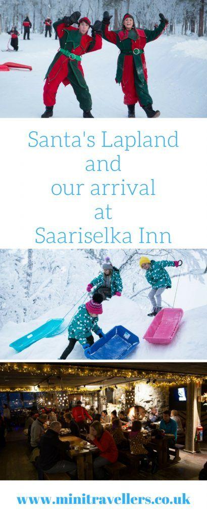 Santa's Lapland and our arrival at Saariselka Inn   Mini Travellers Family Travel https://minitravellers.co.uk/santas-lapland-and-our-arrival-at-saariselka-inn/ #ukftb #familytravel #pbloggers
