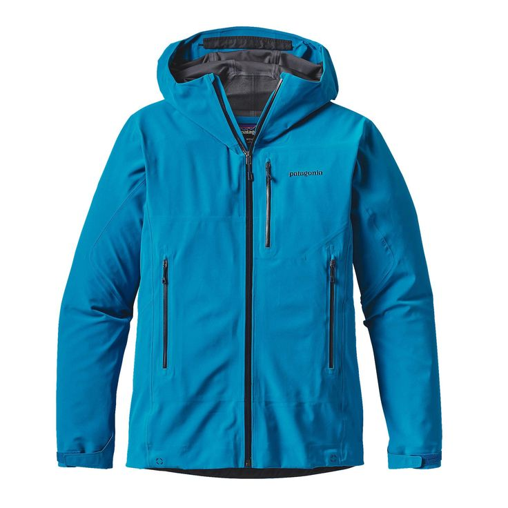 From alpine ascents and critically steep descents, check out our Men's  KnifeRidge Jacket at Patagonia