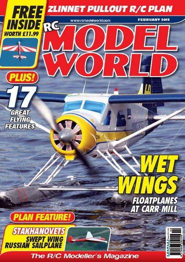 Radio Control Model World - February 2015