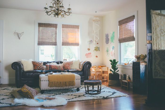 1041 best images about eclectic bohemian on pinterest for Eclectic bohemian living room
