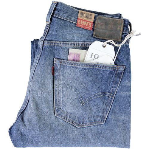 LEVIS VINTAGE CLOTHING 1947 JEANS | MATCHES FASHION SALE + CODE