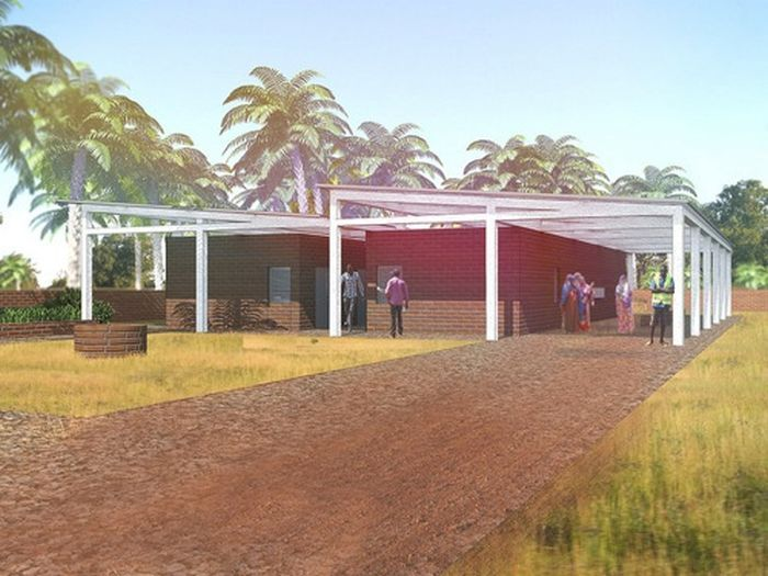 Outpatient Clinic and Mobile Hospital System for Tanzania (Africa)