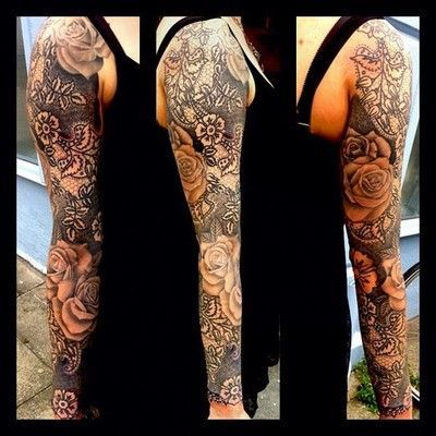 Lace Sleeve Inspiration