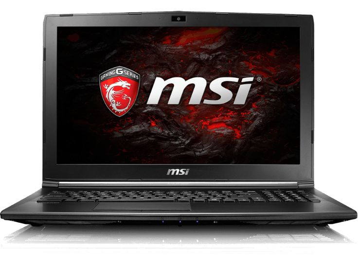 génial MSI PC portable gamer GL62M 7RD Intel Core i5-7300HQ (GL62M7RD-051BE) chez Media Markt