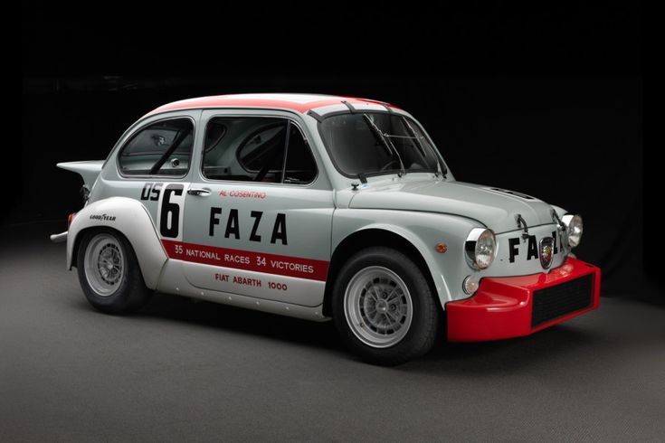 The Revs Institute | 1970 Fiat Abarth TCR