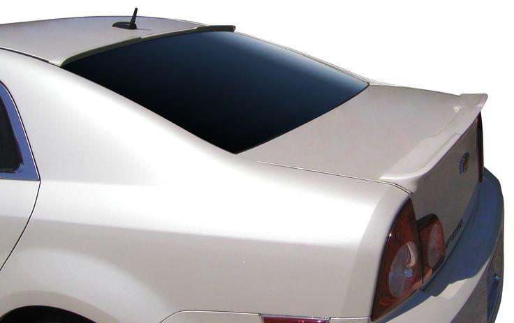 2008 - 2012 Chevrolet Malibu Custom Style Flush Mount Rear Deck Spoiler http://www.sportwing.com/sa-mal08-chevrolet-malibu-custom-style-flush-mount-spoiler