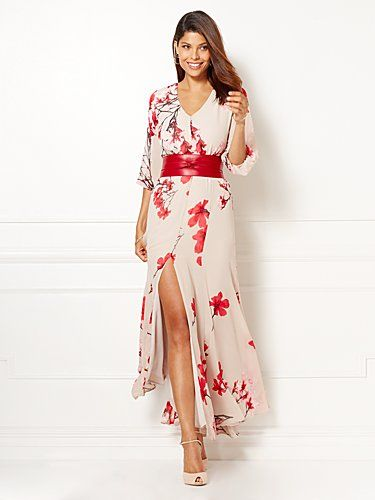 Shop Eva Mendes Collection - Countess Maxi Dress . Find your perfect size online at the best price at New York