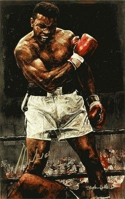 """Is Muhammad Ali """"The Greatest of All Time""""?  www.payitforwardauction.com"""