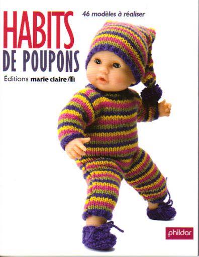 Phildar Habits de poupons - https://picasaweb.google.com/115152880352965403358/HabitsPoupon?noredirect=1#