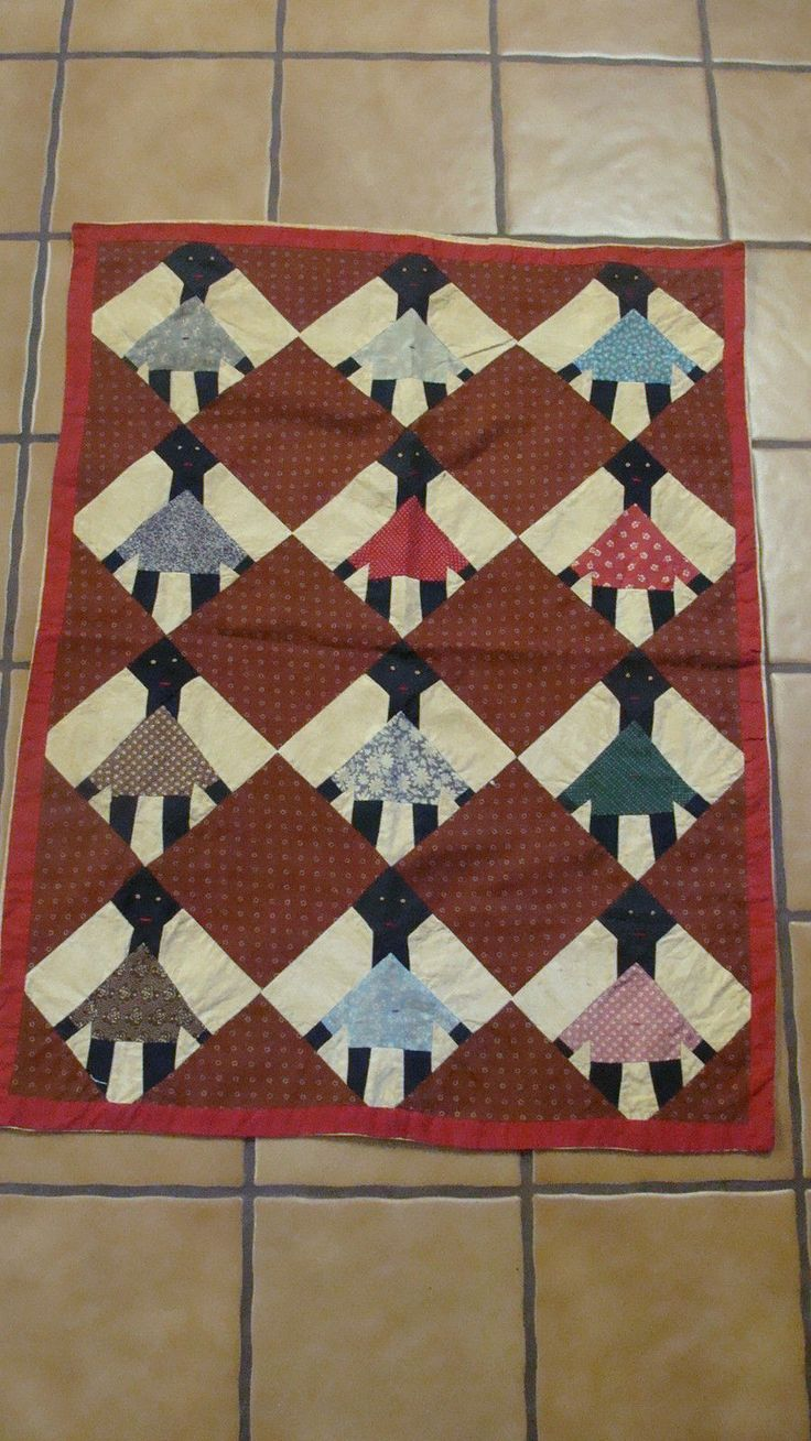17 Best Images About Antique Crib Amp Doll Quilts On Pinterest